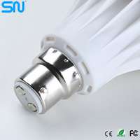 Super bright energy saving B22 9W led lighting bulb