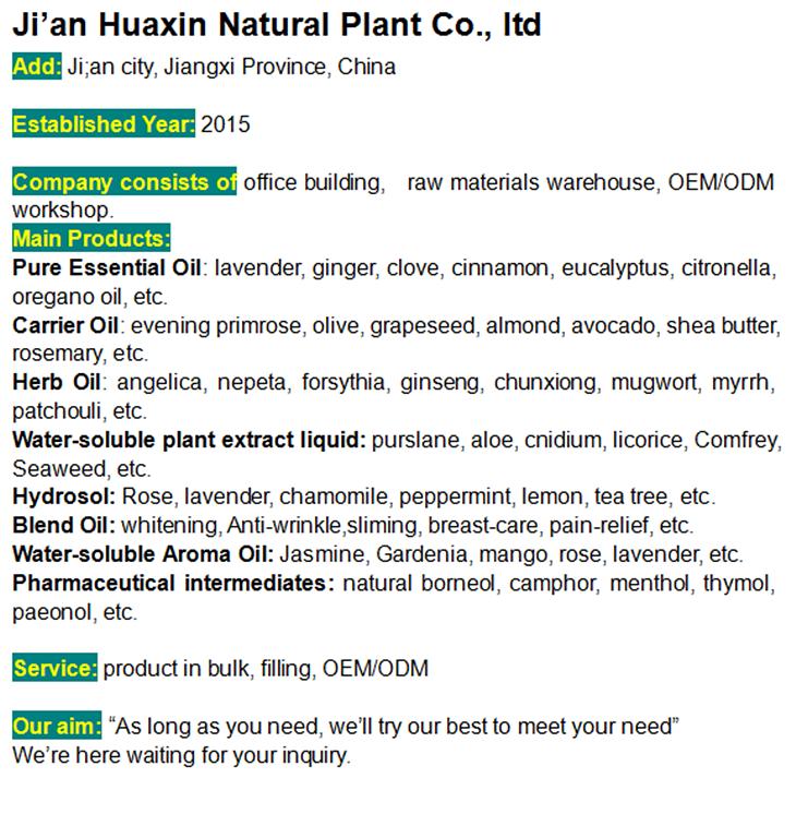 100% naturel alimentaire/qualité cosmétique feuilles de clou de girofle bourgeon Huile Essentielle 85% + pour toothaceh additifs alimentaires N ° CAS: 800-34-8