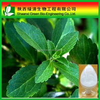 Low Price China Wholesale Organic Sweetener Powder Stevia/Stevia 90% Stevioside/Natural Sweetener From Stevia Leaf Extract
