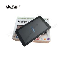 Built-in Wi-Fi 802.11 b/g/n Battery 3500 mAH up to 5 hours of use smart tablet 3g