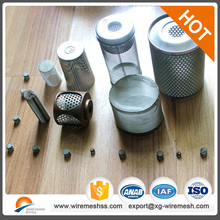 Factory mesh cone filters