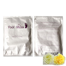 HODAF magic beauty exfoliating peeling foot mask for foot care