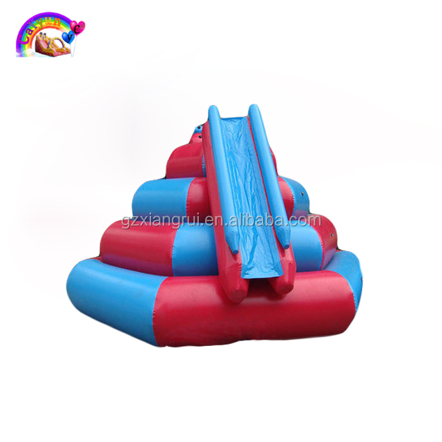 Cheap outdoor playground slide inflatable water slide
