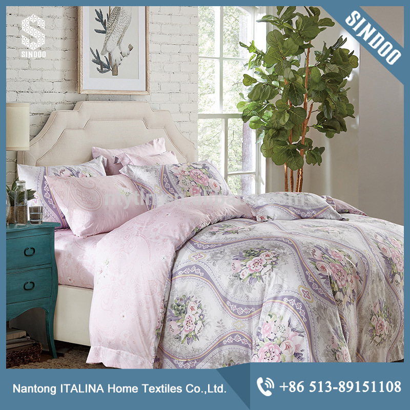 Professional home textile buyer from europe tencel bedding