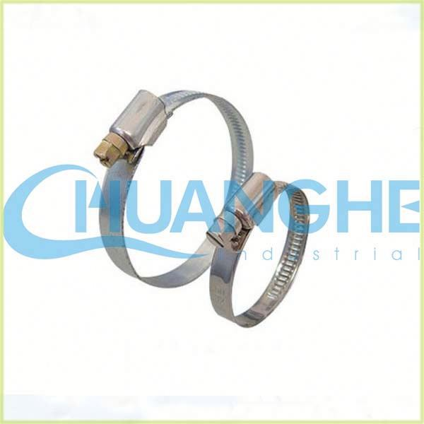 Made in China german style hose clamps low price clamps wholesaler
