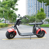 New hot selling 18*9.5 tyre city-coco electric scooter 1000W-2000W citycoco scooter 2 big wheels City coco