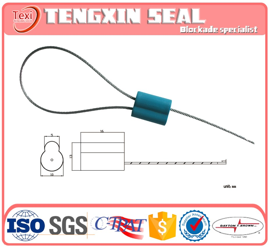 Worth Buying Quality best price oil tank truck cable seal