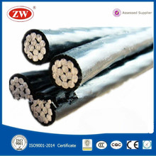 1kV Low Voltage triplex ABC Aerial Bundled Cable XLPE Insulated Conductor
