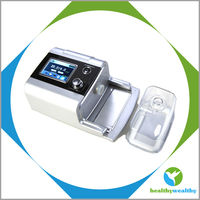 Medical breathing masks equipped automatic CPAP respiratory therapy machine