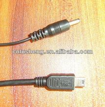 high speed usb mini5p to dc cable