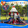 transformer outdoor playground modular slide used kids outdoor playground equipment