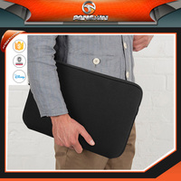 17 17.3 inch Notebook Computer Briefcase, Neoprene Notebook Bag
