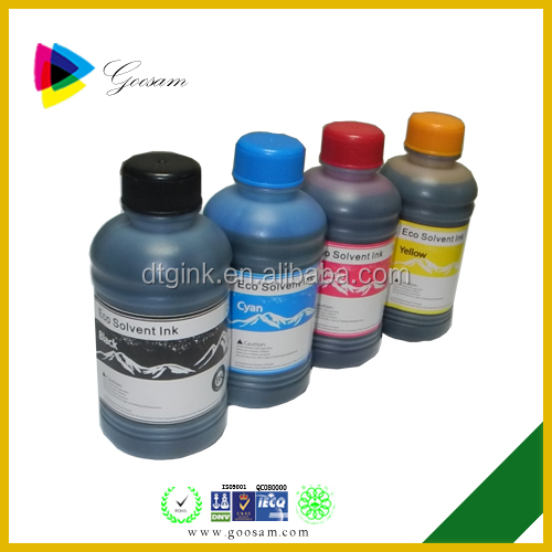 Goosam Eco solvent Ink 100% Compatible for Epson Stylus 500/600