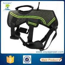 Lovoyager Pet Outdoor products manufacturer mesh no pull xxl large dog harness with handle