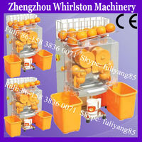 Fruit juice centrifuge separator/fruit squeezing machine