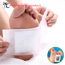 Korea bamboo vinegar detox foot patch with OEM service