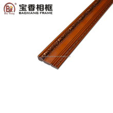 Baoxiang Factory 001G 001RG 10.8*3.0cm Widely Used Decorating Moulding Frame for Photo