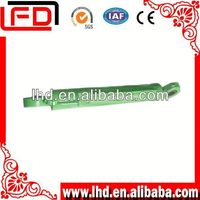 tailgate hydraulic clutch slave cylinder for agricultural machinery