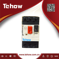 3p EGV2 series 0.1A to 80A motor protecter for circuit breaker