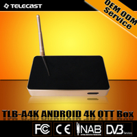 TLB-A4K ANDROID 4K quad core google Android 4.4 tv Box