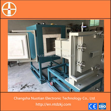 Low price resistance type gas box furnace