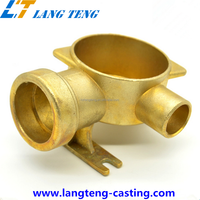 OEM Production Of Brass Bronze And