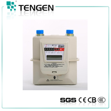 IC Card Prepaid electronic Gas meter