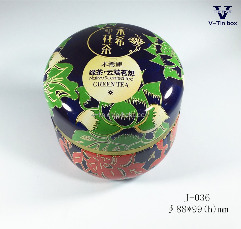 custom printed candy packaging tin boxes supplier