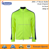 Make custom own jacket wholesale grade ori quality football jacket in stock