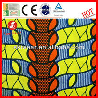 100% Cotton Super Wax Java Print Fabrics