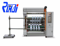 GSFQ-C High speed big paper roll slitter rewinder machine