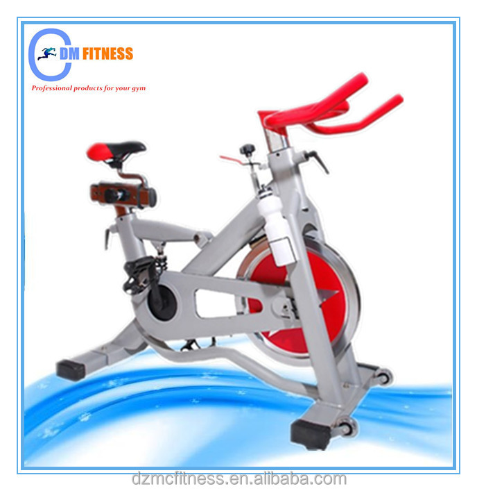 Wholesale High Power sports machine Commercial Spinning Bike/Deluxe fitness bike