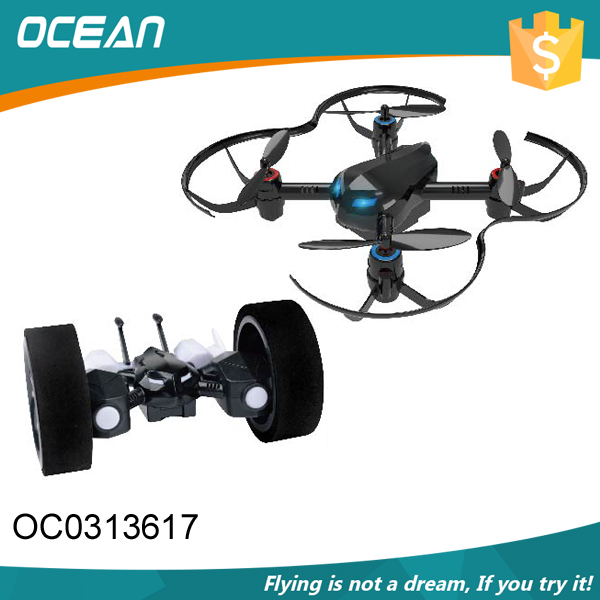 Two set rc car and quadcopter plastic mini drone motor for sale