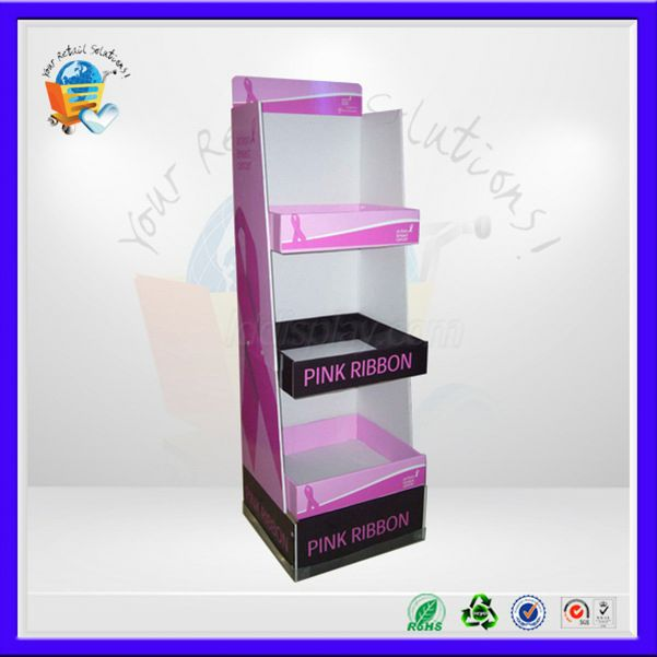 electronic advertising display ,electric rotating display case ,economic cardboard display stand