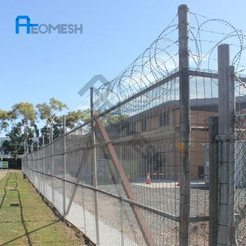 Project in Sydney,Australia, 358 Anti Climb Fence