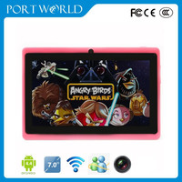 Shenzhen smart tablet android 4.2 jelly bean 7inch tablet