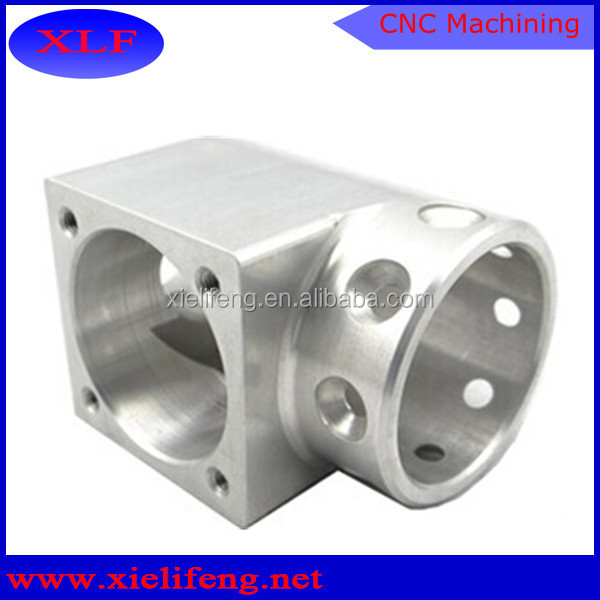 CNC machining metal fabrication industrial parts aluminum machined parts for motorcycle bicycle auto