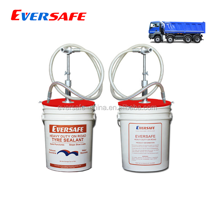 Zhejiang Eversafe Truck and Heavy Duty On Road and Off Road Tyre Sealant 5 Gallons 20 Liters