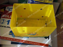 PP corrugated plastic case
