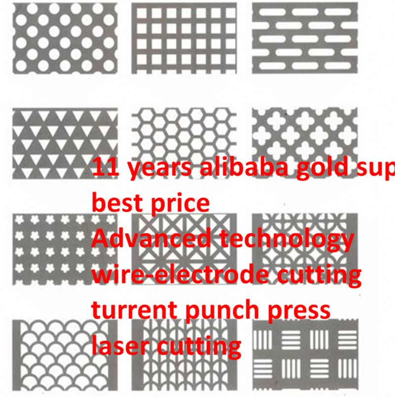 square hole perforated sheet metal supplier exported to malaysia