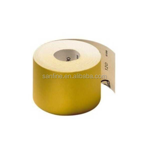 Abrasive Color sand paper