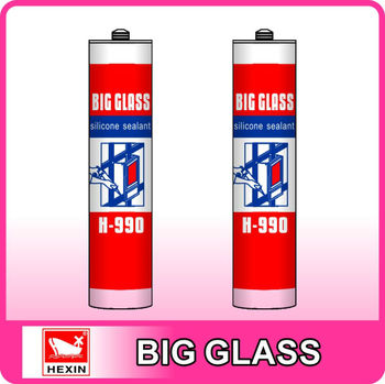 Special Silicone Sealant for Big Flat Glass