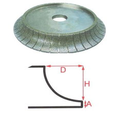 Economic And Reliable 2 cup grinding diamond wheel