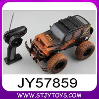 COOL 1:16 Remote Control Cyclone car 4WD Jeep Mud Truck Toy