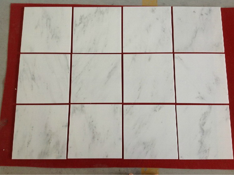 Cheapest factory prices hot selling compressed marble look tile