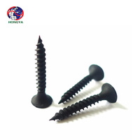 Wholesale black phosphate gypsum board drywall screw