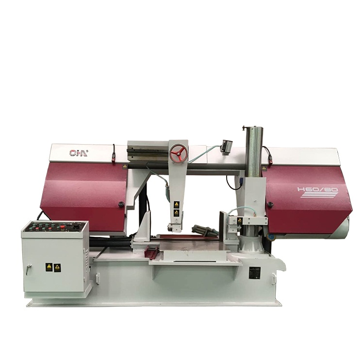 """OHA"" Brand S-200R Hot Sale Metal Steel <strong>Cut</strong> Band Saw Machine"