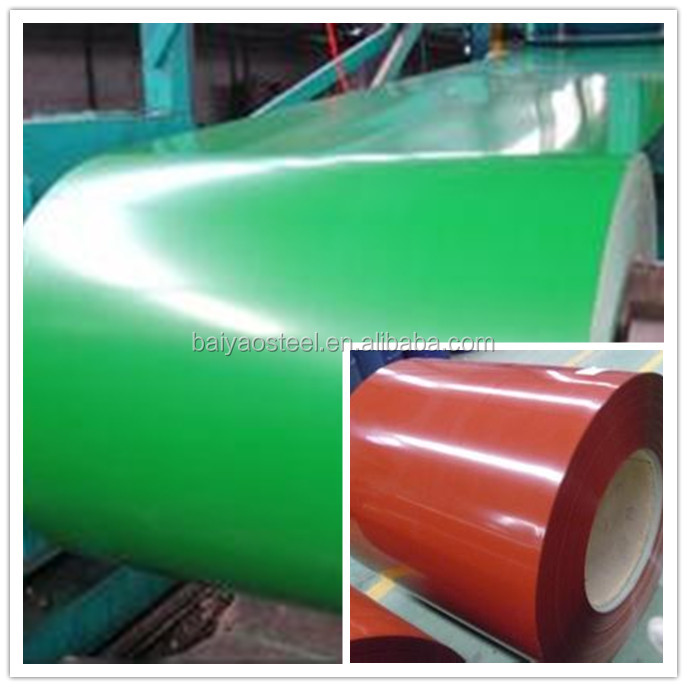China prime quality 0.25mm preprinted galvanized steel sheet/coil PPGI/PPGL