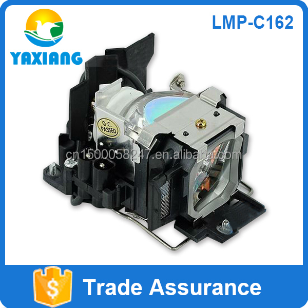 Compatible projector lamp with housing or bare lamp HSCR 165W LMP-C162 wholesale