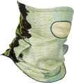 OEM Sublimation Printing Fish Masks for head ,neck and face Moisture Wicking Sun Protection Masks Fishing Apparel